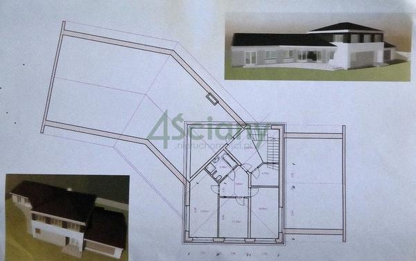 Działka 1467 m2 w WARSZAWA