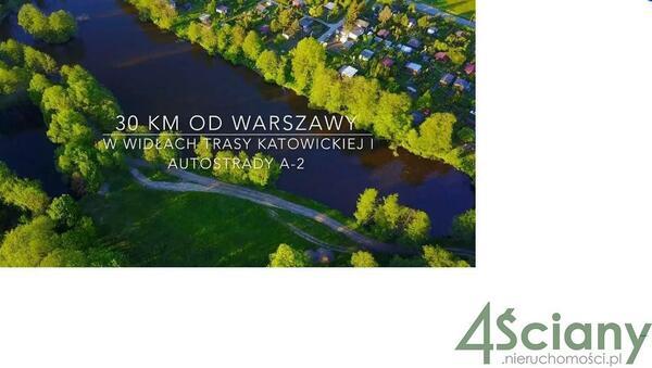 Działka 53200 m2 w GRODZISK MAZOWIECKI