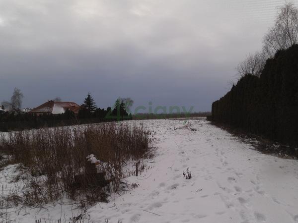 Działka 1100 m2 w WARSZAWA